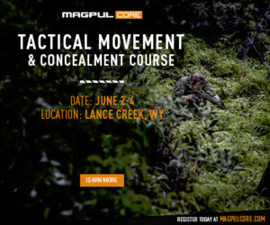 Sold Out! Magpul Training on Movement, Concealment and Wilderness Navigation