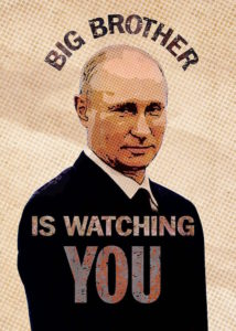 putin big brother copy