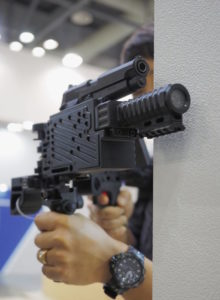 Corner Shot Weapons Systems Gain Popularity