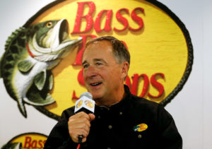 Bass Pro Shops founder Johnny Morris