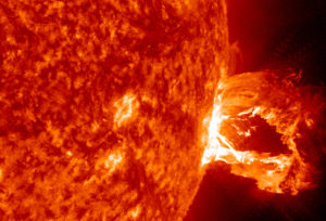 Solar Storm: Tech Blackout Possible in Three Years