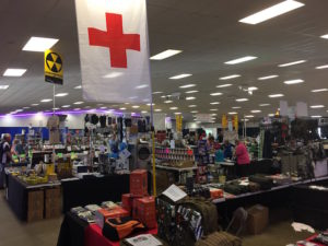 Memphis Survival Expo: Preppers Learn Skills, and Try It Before They Buy It