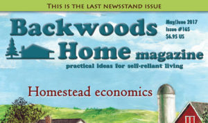 Homesteading Magazine to Stop Printing, Go Digital; Self-Reliance Magazine Thrives