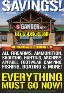 Gander Mountain Saved, Mostly