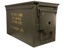 Is There an Ammo Can Shortage in The U.S.? Watch for Chinese Knock Offs