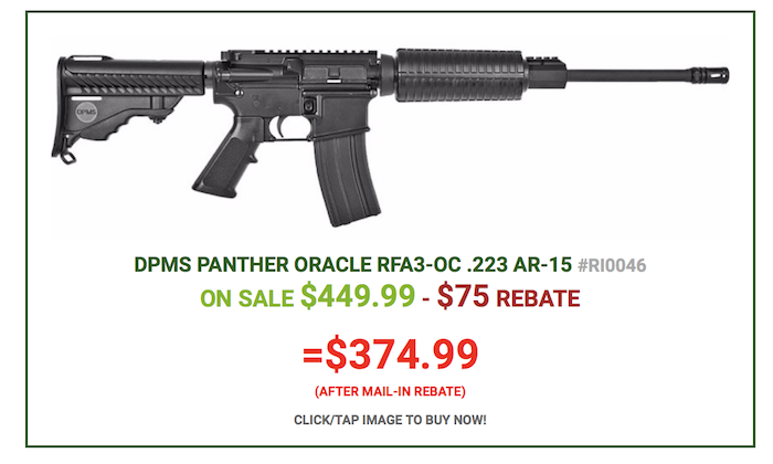 Ar-15 Prices Steadily Dropping To  400 And Below