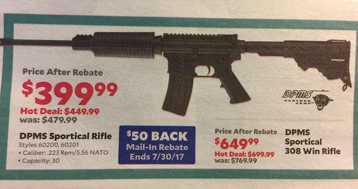 AR-15 Prices Steadily Dropping to $400 and Below - Paratus