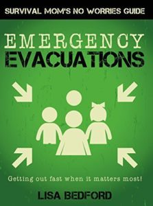 Evacuation booklet cover