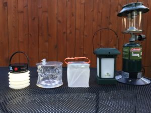 Choosing the Right Off-Grid Lantern