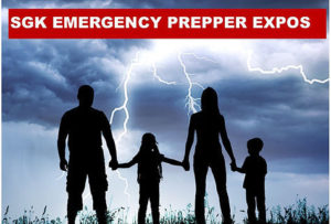 Emergency Prepper Expos logo