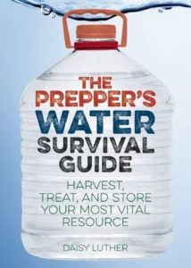 water survival guide cover
